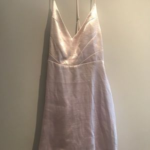 Urban Outfitters satin dress